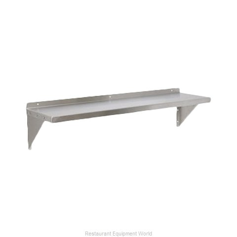 Royal Industries ROY WSH 1272 Shelving, Wall-Mounted