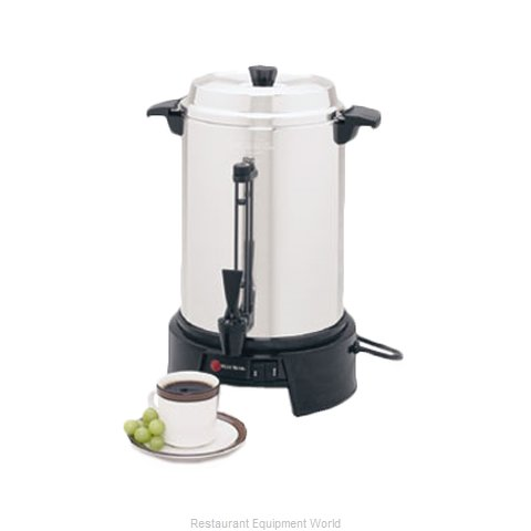 Royal Industries WB 13500 Coffee Brewer Percolator (Magnified)