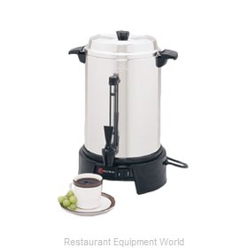 Royal Industries WB 13500 Coffee Brewer Percolator