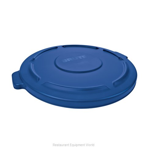 Rubbermaid 1779731 Trash Receptacle Lid / Top (Magnified)