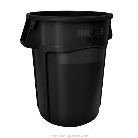Rubbermaid 1779739 55 Gallon BRUTE® Container (Magnified)