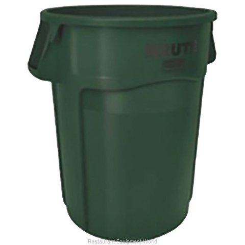 Rubbermaid 1779741 44 Gallon BRUTE® Vented Container