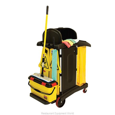 Rubbermaid 1784284 Janitor Cart
