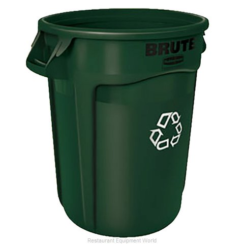 Rubbermaid 1788472 Waste Receptacle Recycle