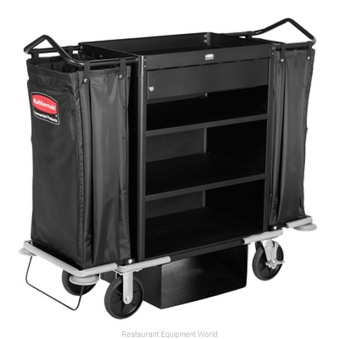 Rubbermaid 1805988 Housekeeping Cart