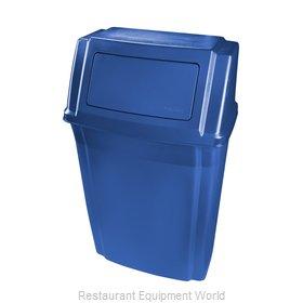 Rubbermaid 1829401 Trash Receptacle, Indoor