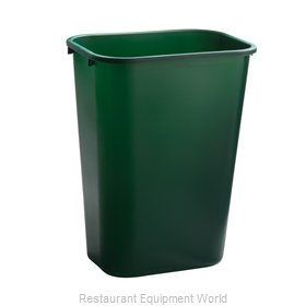 Rubbermaid 1829406 Waste Basket, Plastic