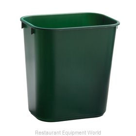 Rubbermaid 1829412 Waste Basket, Plastic