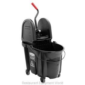 Rubbermaid 1863898 Mop Bucket Wringer Combination
