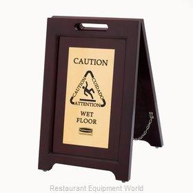 Rubbermaid 1867507 Sign, Wet Floor