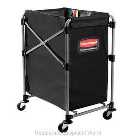 Rubbermaid 1881749 Cart, Laundry