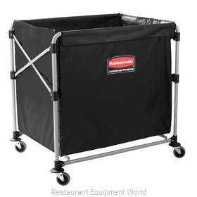 Rubbermaid 1881750 Cart, Laundry