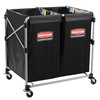 Rubbermaid 1881781 Cart, Laundry