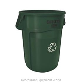 Rubbermaid 1926828 Recycling Receptacle / Container