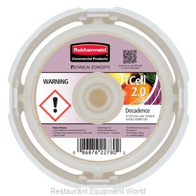 Rubbermaid 1957528 Chemicals: Air Freshener