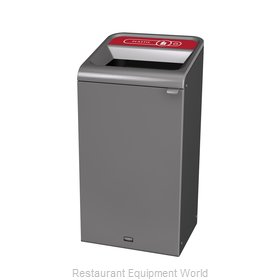 Rubbermaid 1961624 Recycling Receptacle / Container
