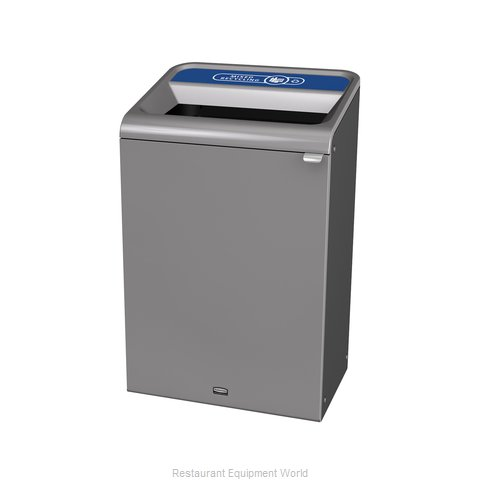 Rubbermaid 1961629 Recycling Receptacle / Container