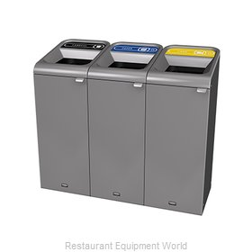 Rubbermaid 1961758 Recycling Receptacle / Container