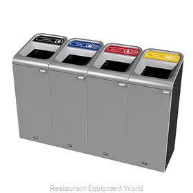 Rubbermaid 1961790 Recycling Receptacle / Container