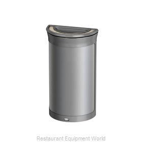 Rubbermaid 1969880 Trash Receptacle, Outdoor/Indoor