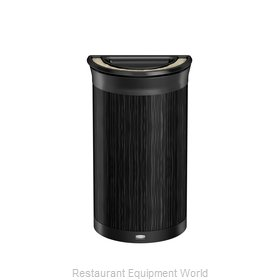 Rubbermaid 1970088 Trash Receptacle, Outdoor/Indoor
