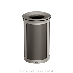 Rubbermaid 1970130 Trash Receptacle, Outdoor/Indoor