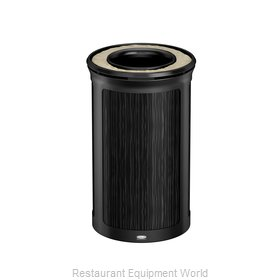 Rubbermaid 1970164 Trash Receptacle, Outdoor/Indoor