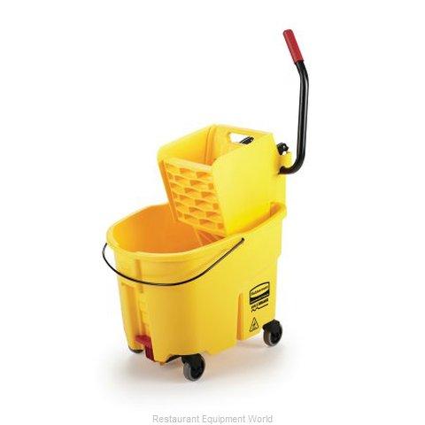 Rubbermaid 2031764 Mop Bucket Wringer Combination