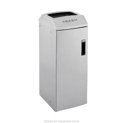 Rubbermaid 3485983 Waste Receptacle Recycle
