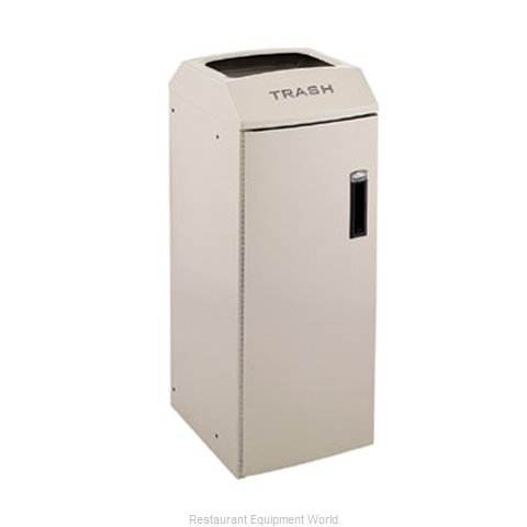 Rubbermaid 3485985 Waste Receptacle Recycle