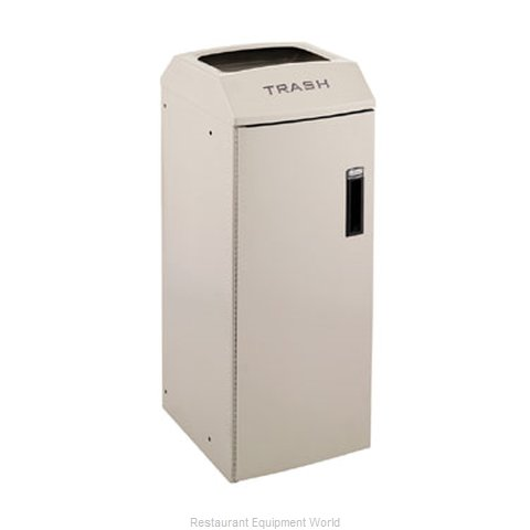 Rubbermaid 3486043 Waste Receptacle Recycle