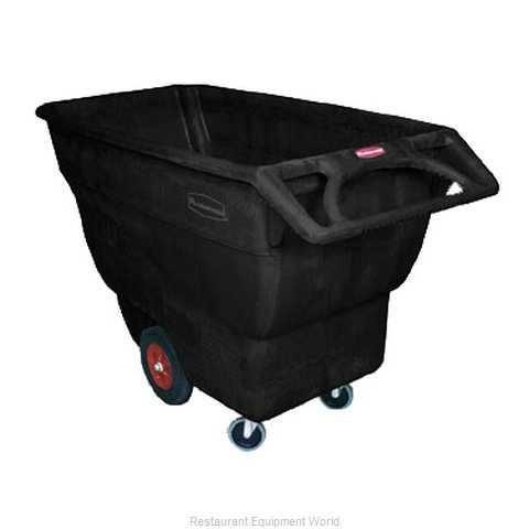 Rubbermaid FG101300BLA Tilt Truck, Mobile