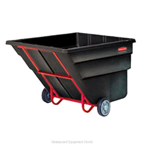 Rubbermaid FG102500BLA Tilt Truck Mobile