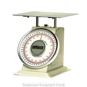 Rubbermaid FG10B100 Scale, Receiving, Dial