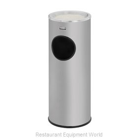 Rubbermaid FG1100SSS Ash Tray Receptacle