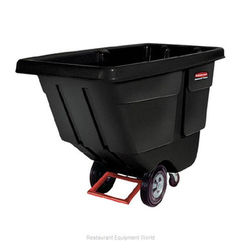 Rubbermaid FG130400BLA Tilt Truck Mobile