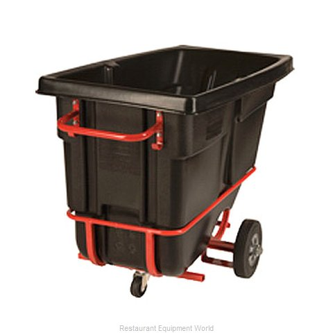 Rubbermaid FG130542BLA Tilt Truck, Mobile