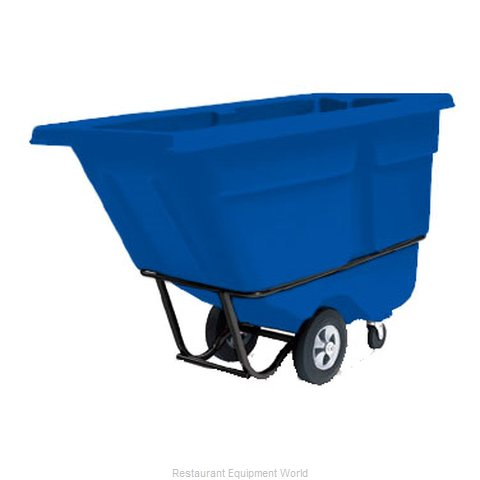 Rubbermaid FG130573BLUE Tilt Truck, Mobile