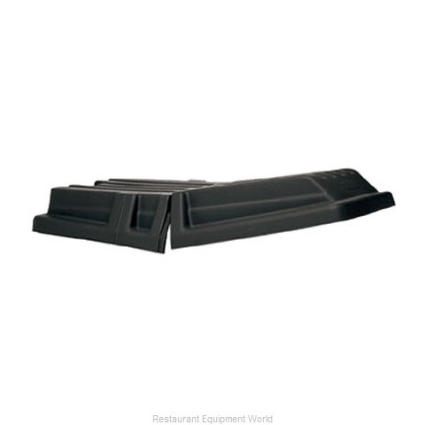 Rubbermaid FG130700BLA Truck Lid (Magnified)