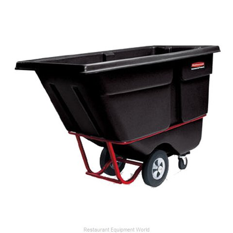 Rubbermaid FG131600BLA Tilt Truck, Mobile