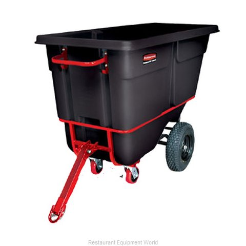 Rubbermaid FG131641BLA Tilt Truck, Mobile