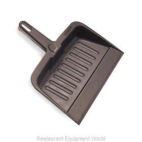 Rubbermaid FG200500CHAR Dust Pan