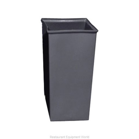Rubbermaid FG256K00GRAY Rigid Liner for Garbage Can