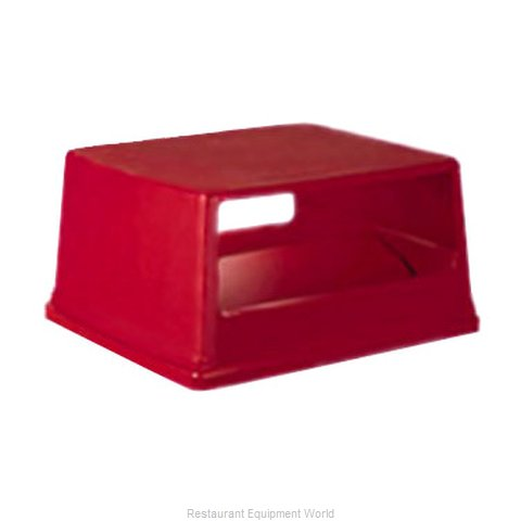 Rubbermaid FG256X00RED Cover Garbage Waste Receptacle Can