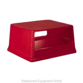 Rubbermaid FG256X00RED Trash Receptacle Lid / Top