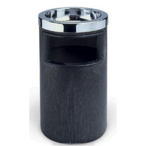 Rubbermaid FG258200BLA Classic Smoking Urn Base