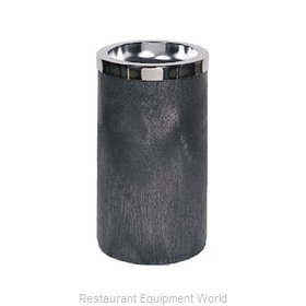Rubbermaid FG258500BLA Ash Tray Receptacle