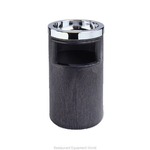 Rubbermaid FG258600BLA Classic Smoking Urn (Magnified)