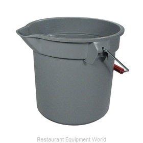 Rubbermaid FG261400GRAY Bucket