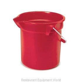 Rubbermaid FG261400RED Bucket